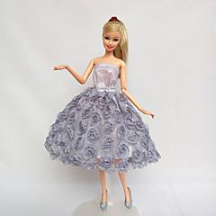 お買い得  バービー人形用アパレル-ために バービー人形 ドレス ために 女の子の 人形玩具