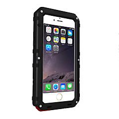 Для Вода / Грязь / Надежная защита от повреждений Кейс для Чехол Кейс для Один цвет Твердый Металл для Apple iPhone 7 Plus / iPhone 7