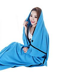 Sac de dormit Sac de Dormit Dreptunghiular Jos 10°C Bine Ventilat Impermeabil Portabil Rezistent la Vânt Pliabil Sigilat 230X100 Camping