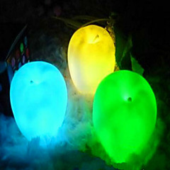 Simulation Apple Light Colorful Flash Color Gifts On Eve A Night Light Random Color