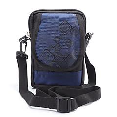 Недорогие Универсальные чехлы и сумочки-Для Кошелек Кейс для Мешочек Кейс для Один цвет Мягкий Текстиль для Universal Other