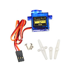 Mini Micro 9G Smart Electronics Rc Servo Sg90 For Rc 450 Helicopter Airplane Car Boat