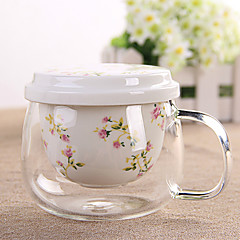 abordables Accesorios para té-Cerámica Manual 1pc Colador de té