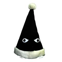 tanie Anime Cosplay-Kapelusz/czapka Zainspirowany przez Naruto Naruto Uzumaki Anime Akcesoria do Cosplay Kapelusz Černá Sztruks