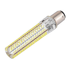 YWXLight® 10W BA15D LED Corn Lights 136 SMD 5730 900-1000 lm Warm White Cold White Dimmable Decorative AC 110V/220V 1pc