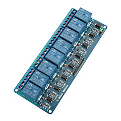 8-kanałowy moduł przekaźnik 5V dla zarządu (na Arduino) (działa z oficjalnym (na Arduino) desek)