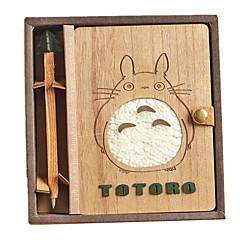 Figurki i zabawki pluszowe Kwadrat Drewniany Papierowy