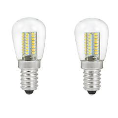 preiswerte LED-Birnen-ONDENN 2pcs 2700-3000/6000-6500lm E14 LED Kugelbirnen C35 104PCS LED-Perlen SMD 3014 Dekorativ Warmes Weiß Kühles Weiß 220-240V