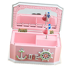 Spieluhr Spielzeuge Neuartige Mädchen 1 Stücke