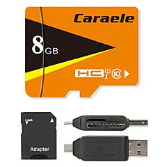 Caraele 8GB 마이크로 SD 카드 TF 카드 메모리 카드 UHS-I U1 CLASS10