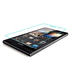 olcso Huawei képernyővédők-edzett üveg képernyővédő fólia a huawei ascend p7 képernyővédőhöz a huawei számára