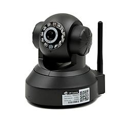abordables Alarma y Seguridad-1.0 MP PTZ Interior with Día de Noche Infrarrojo 64(Día de Noche Detector de movimiento Stream Doble Acceso Remoto Configuración