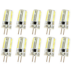 3W G4 Decoration Light T 64 SMD 3014 250-300 lm Warm White Cold White K Dimmable AC220 V