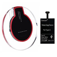 tip C cwxuan® qi wireless receptor încărcător de încărcare wireless Kit pentru tip C telefon mobil