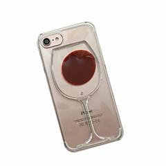 Назначение iPhone X iPhone 8 iPhone 7 iPhone 6 Кейс для iPhone 5 Чехлы панели Движущаяся жидкость Задняя крышка Кейс для Мультипликация
