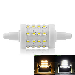 5W R7S LED Corn Lights Recessed Retrofit 36 SMD 2835 450-500 lm Warm White Cold White 3000-3500  6000-6500 K Dimmable AC 85-265 V
