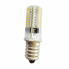 E14 E12 E11 Decoration Light T 64 SMD 3014 380 lm Warm White Cold White K Dimmable AC220 V