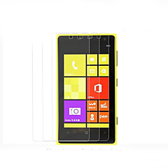 High Transparency HD LCD Screen Protector for Nokia Lumia 1020 (3 Pieces)