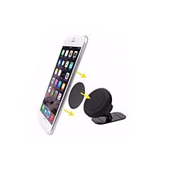 olcso Heti leárazások-Autó iPhone 6 Plus iPhone 6 iPhone 5S iPhone 5 iPhone 5C iPhone 4/4S Univerzális iPhone 3G/3GS Mobiltelefon hegyén-tartóval Mágneses