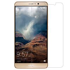 Χαμηλού Κόστους Προστατευτικά οθόνης για Huawei-Προστατευτικό οθόνης Huawei για Mate 9 PVC 1 τμχ Προστατευτικό μπροστινής οθόνης Ματ Σούπερ Λεπτό Καθρέφτης