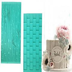 tanie -Narzędzie do dekorowania Tort Plastikowy Ekologiczne DIY Wysoka jakość Nieprzylepny