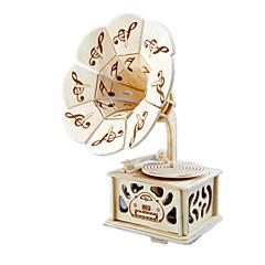 DIYキット オルゴール おもちゃ 蓄音機 甘い 特殊型 創造的 小品 男の子 女の子 誕生日 バレンタイン・デー こどもの日 ギフト