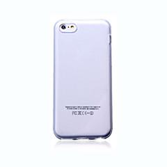 Недорогие Кейсы для iPhone X-Кейс для Назначение iPhone 5c Apple iPhone X iPhone X iPhone 8 iPhone 8 Plus Кейс на заднюю панель Мягкий ТПУ для iPhone X iPhone 8 Pluss