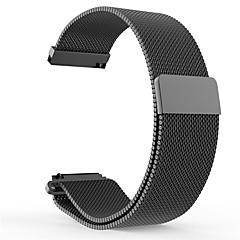милански петля группы часы из нержавеющей стали Магнитный браслет ремешок для времени галечные время / галька сталь / галечного время 2