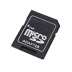 Tf microsd a sd adaptador de tarjeta de memoria