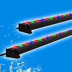 أحواض السمك إضاءةLED متعدد الألوان توفير الطاقة مصباح LED AC 220-240V