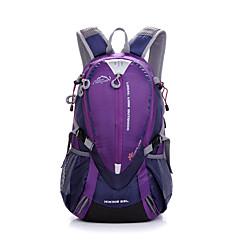 25 L sırt çantası Avlanma Tırmanma Serbest Sporlar Bisiklete biniciliği/Bisiklet Okul Kamp & Yürüyüş SeyahatSu Geçirmez Yağmur-Geçirmez