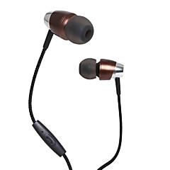 Neutralny wyrobów KDK-201 Słuchawki dokanałoweForOdtwarzacz multimedialny / tablet Telefon komórkowy KomputerWithz mikrofonem DJ Radio FM