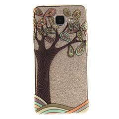 tok Για Samsung Galaxy A5(2016) A3(2016) IMD Διαφανής Με σχέδια Πίσω Κάλυμμα Δέντρο Μαλακή TPU για A5(2016) A3(2016) A5 A3