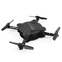 Drón FQ777 FQ777-17W 4CH 6 Tengelyes A 0.3MP HD kamera FPV LED Világítás Headless Mode 360 Fokos Forgás A Real-Time Filmanyag Lebeg