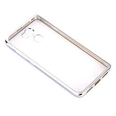 tanie Etui / Pokrowce do Xiaomi-Na Galwanizowane Ultra cienkie Kılıf Etui na tył Kılıf Jeden kolor Miękkie TPU na XiaomiXiaomi Redmi 4 Prime Xiaomi Redmi 4 Xiaomi Redmi