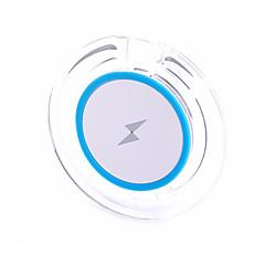 billige -Trådløs Lader Telefon USB-lader Universal Trådløs Lader 1 USB-port 1A DC 5V Til mobiltelefon