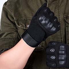 nylon ușor de purtat unisex negru mănuși de vânătoare