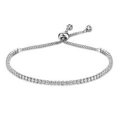preiswerte Armbänder-Damen Ketten- & Glieder-Armbänder - Sterling Silber Tropfen Natur Armbänder Gold / Silber Für Geschenk Valentinstag