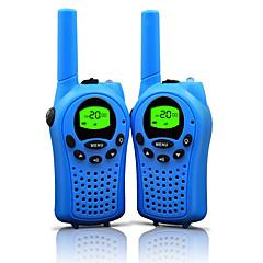 お買い得  トランシーバー-668462 トランシーバー ハンドヘルド 電池残量不足通知 節電モード VOX 暗号化 CTCSS/CDCSS キーロック バックライト LCD スキャン 監視 3KM-5KM 3KM-5KM 22 0.5 トランシーバー 双方向ラジオ