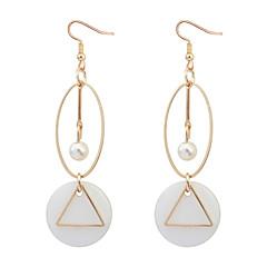 preiswerte Ohrringe-Damen Tropfen-Ohrringe Kreolen - Europäisch, Modisch Gold Für Party Alltag
