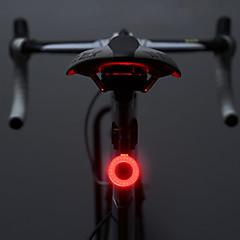 hesapli -Bisiklet Işıkları Bisiklet Arka Işığı LED Bisiklet Lümen Batarya Bisiklete biniciliği Dış Mekan