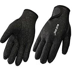 Χαμηλού Κόστους -Γάντια Κατάδυση Γάντια για Δραστηριότητες & Αθλήματα Γάντια Ψαρέματος Νάιλον Ολόκληρο το Δάχτυλο Διατηρείτε Ζεστό Αντιανεμικό Ανθεκτικό