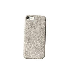 Для Ультратонкий Кейс для Задняя крышка Кейс для Один цвет Мягкий Текстиль для AppleiPhone 7 Plus iPhone 7 iPhone 6s Plus/6 Plus iPhone