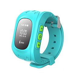GPS lbs podwójne miejsce bezpieczne aktywności dzieci tracker zegarków dzieci inteligentny zegarek