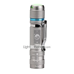 U'King LED taskulamput LED 1500 lm 3 Tila Cree XP-E R2 Zoomable Säädettävä fokus Telttailu/Retkely/Luolailu Päivittäiskäyttöön Monikäyttö
