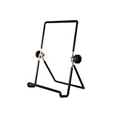 tablet standı Metal Danışma Masa tablet tutucu Esnek ayarlanabilir Taşınabilir Katlama Uniwersalny Siyah
