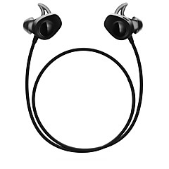 AM-20 In Ear Neck Band Wireless Headphones Dynamic Plastic Sport & Fitness Earphone with Volume Control with Microphone Headset