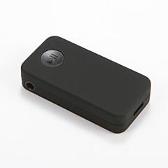 Недорогие Автоэлектроника-4.1 беспроводной Bluetooth автомобиля приемник 3,5 мм адаптер Bluetooth аудио приемник для наушников динамик домашних громкой