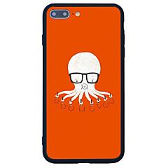 Для С узором Кейс для Задняя крышка Кейс для Мультяшная тематика Твердый Акрил для AppleiPhone 7 Plus iPhone 7 iPhone 6s Plus/6 Plus