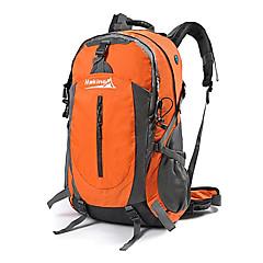 40 L Sırt Çantası Paketleri Bisiklet Sırt Çantası Seyahat Duffel Çanta Kapakları Tırmanma Kamp & Yürüyüş Seyahat Su Geçirmez